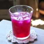 Shiso Juice in Shoji Toyonaka